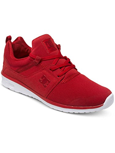 DC Shoes  HEATHROW M SHOE, Sneakers basses hommes Rouge - Red/White