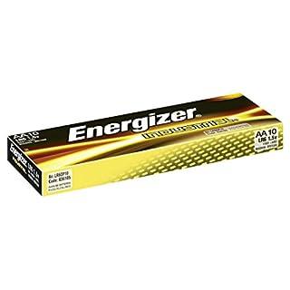 ENERGIZER Batterie Industrial AA/LR6 mignon 40er Set Ultravorteils Bundle