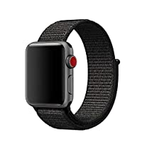 Nylon straps for iWatch Apple Watch sport loop band 42mm Fabric Strap Band