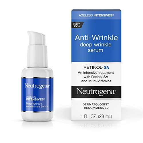 Neutrogena Ageless Intensives Deep Wrinkle (Anti Aging Serum für tiefe Falten) aus USA