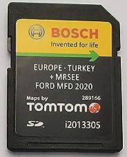 SD Karte GPS Ford MFD v10 Europe 2020