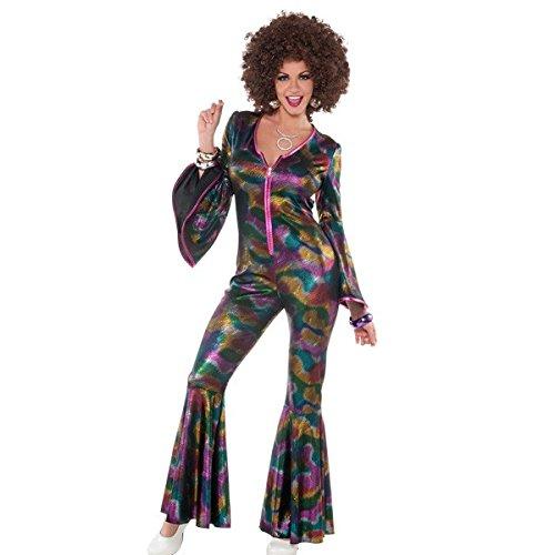 Amscan International Erwachsene Frauen Disco Hose (Up Dress Disco)