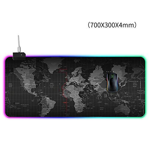 RGB Alfombrilla De Ratón Juegos