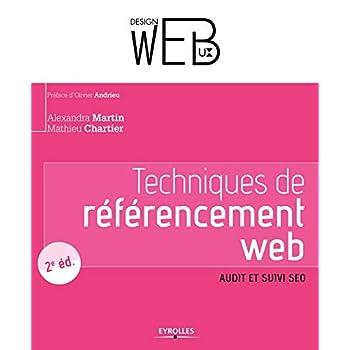 Techniques de référencement web: Audit et suivi SEO.