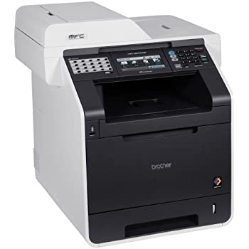 Brother MFC-9970CDW A4 Colour Laser Multifunction (Print/Scan/Copy/Fax) with Wireless and Auto Duplex