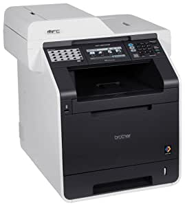 Brother MFC-9970CDW  Imprimante Multifonction Laser couleur 4-en-1 Recto-verso 28 ppm Wifi