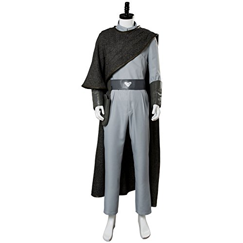Kostüm Bail Organa - Star Wars Rogue One A Star Wars Story Prince Bail Prestor Organa Rebel Alliance Leader Cosplay Kostüm Herren XS