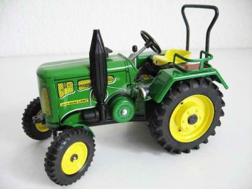 Blechspielzeug - Traktor John Deere-Lanz D2416 von KOVAP