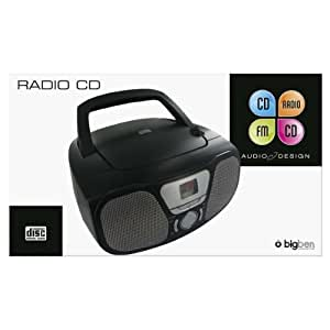 BigBen Interactive CD46 Radio/Lecteur CD