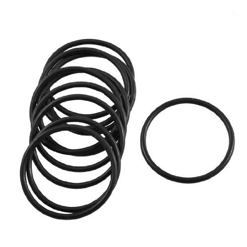10-pz-nero-olio-tenuta-o-anello-sigillante-guarnizione-lavatrice-25mm-x-18mm