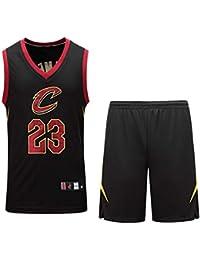 Baloncesto Camiseta De Uniforme Deportiva De Basket Jersey Réplica para Niño Adulto Camisa De Baloncesto,