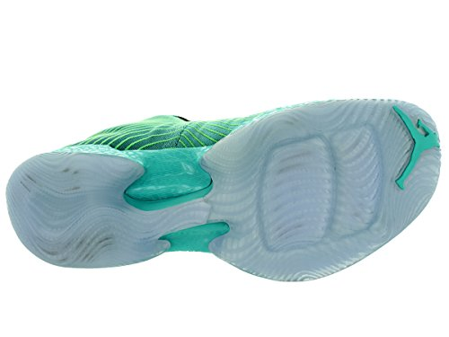 Nike Air Jordan Jordan XX9 scarpa da basket Rtr/Blck/Rdnt Emrld/Lt Grn Spr