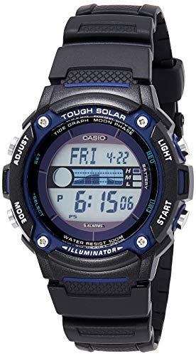 Casio Collection Herren-Armbanduhr W S210H 1AVEF
