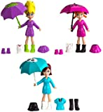 Polly Pocket Playset fun rain X1212 - Model 2012 by Mattel