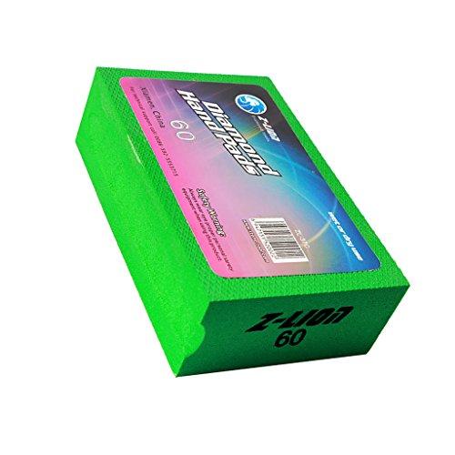 Marmor-polier-maschinen (F Fityle Diamant Handschleifpad Schleifstein, zum polieren - 60 Grit)