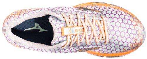 Mizuno donna Wave Prophecy 3scarpe da corsa Dusty Aqua/Marigold