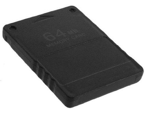 Speicherkarte für Playstation 2 PS2 Memory Card 64MB (Memory Cards Ps2)