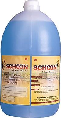 Schoon Glass Cleaner, 5 Ltrs
