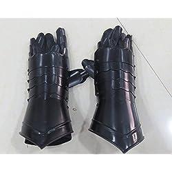 Medieval Armor guanteletes de acero por Nauticalmart