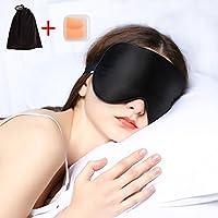 Schlafmaske, Ravmix 100% Natürliche Seide Schlafmaske & Augenmaske Augenbinde für Frauen Männer mit Verstellbarem... preisvergleich bei billige-tabletten.eu