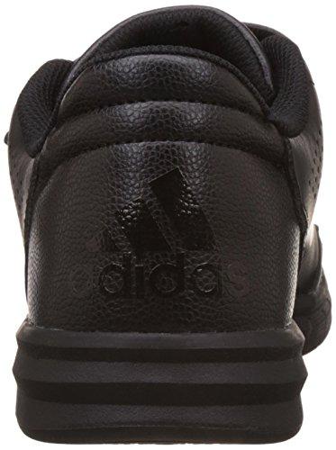 adidas Hyperfast 2.0 Cf K, Chaussures de Sport Garçon Noir (Core Black/core Black/ftwr White)