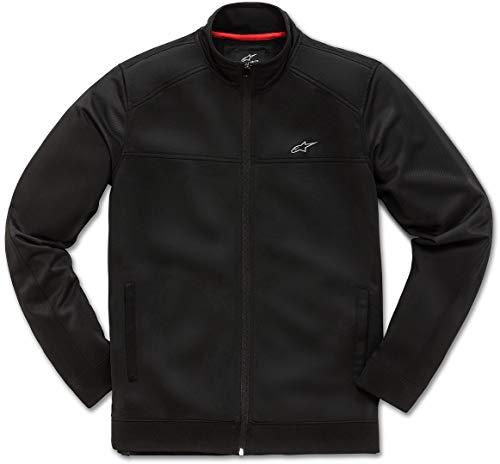 Alpinestars Herren pace Track Jacket, Black, M (Alpinestars Jacke Männer)