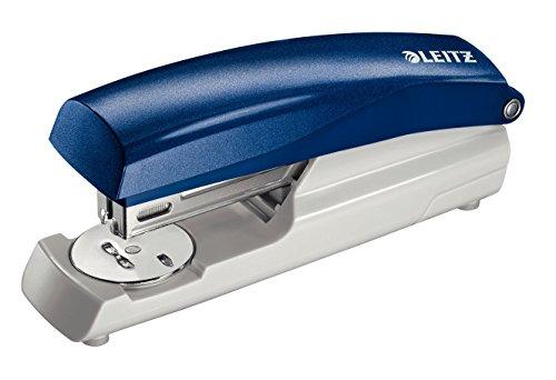 Leitz 55000035 Büroheftgerät NeXXt, 30 Blatt, blau