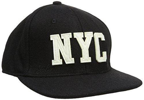 Schott nyc - casquette visière - homme - noir...