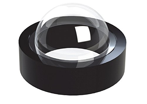 Aquaforte Waterworks Fish Globe 500mm Black