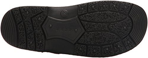 Naot Mens Denali Leather Shoes marron mat