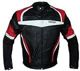 WinNet giacca giubbotto da per moto con protezioni