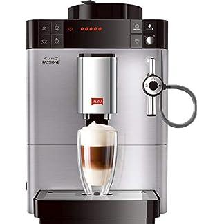 Melitta-Caffeo-Passione-F53-Kaffeevollautomat-Cappuccinatore