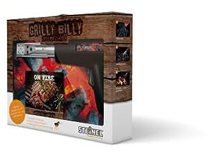 Steinel 5498 Grilly Billy Allumeur de Barbecue Multicolore