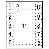 X-ON MCP33141-05-E/MN - Convertitori analogici a digitali, 1 pz