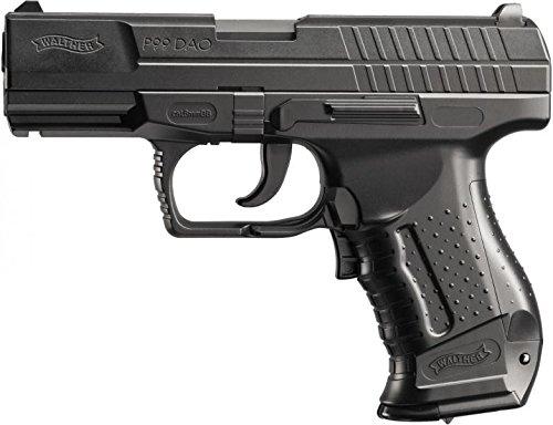 Walther P99 DAO elektrik AEG Softair 0,5 J 6 mm BB Federdruck (Volle Automatische Paintball-pistolen)