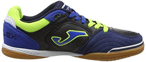 JOMA Top Flex 703 Hallenschuhe Navy Futsal Blau (Navy-royal)