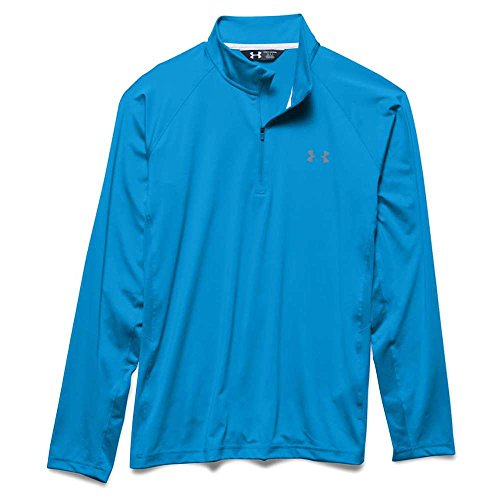 Under Armour – Maglietta Coolswitch Thermocline 1/4 zip Electric Blue