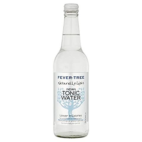 Fever-Tree Naturally Light Indian Tonic Water 500ml