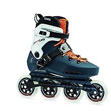 Rollerblade Mixte - Adulte MAXXUM Edge 90 Rollers en Ligne Saphir/Orange 245