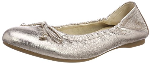Gabor Shoes Damen Casual Geschlossene Ballerinas, Beige (Muschel), 40 EU (6.5 UK) (Ballerinas Metallic-leder)