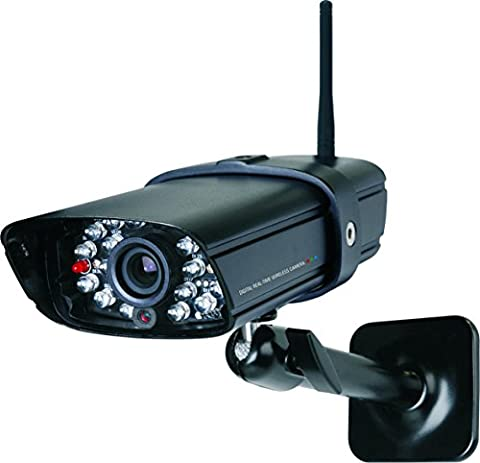 Smartwares CS87C drahtlose Zusatzkamera für das Set CS89T