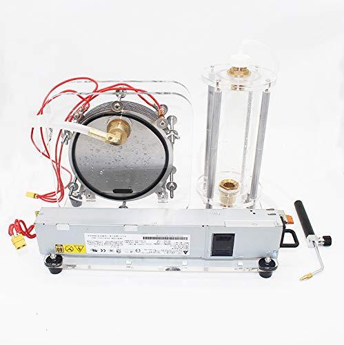 Máquina de agua para electrólisis Hidrógeno generador de oxígeno Oxy-hidrógeno Generador de...