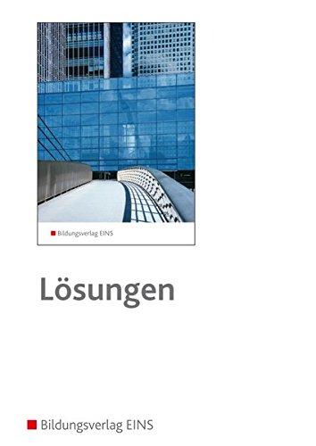 Holzer Stofftelegramme Baden-Württemberg - Kauffrau/-mann im Einzelhandel und Verkäufer/-in: Gestreckte Abschlussprüfung Teil 1: Lösungen