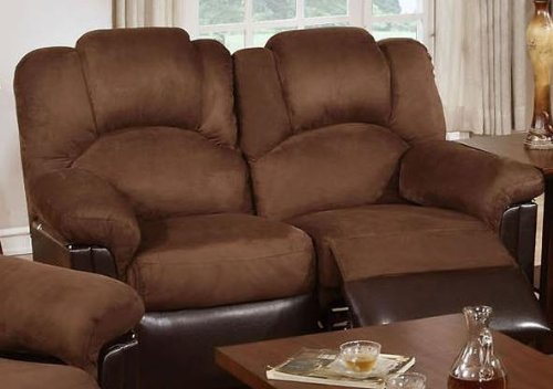 bobkona-motion-loveseat-in-chocolate-microfiber-by-poundex