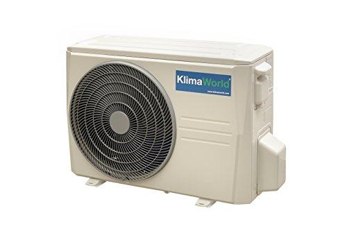 41p2J YTYXL - Air Conditioner Wall Unit Inverter Klimaworld Eco+ 27, 2,64 Kw