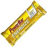 POWERBAR Energize Bar (Box of 25), Banana Punch by Power Bar