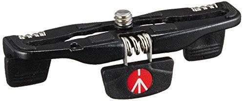 Manfrotto MP1-BK Pocket Tischstativ Größe S schwarz (Frei Manfrotto)