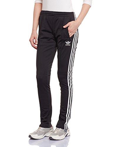 adidas Originals Women's Slim Pants (AB2075_Black_34)