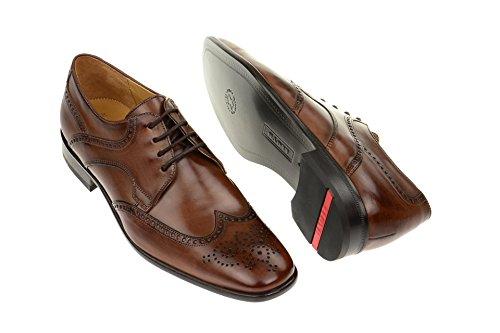 Lloyd - Forster, Zapatos Con Cordones De Hombre Marrón
