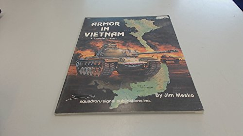 Armor in Vietnam, A Pictorial History - Specials series (6033)